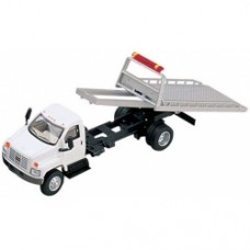gmc topkick 2 axie roll on tow truck