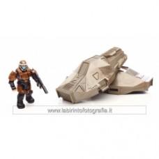 Drop Pod Metallic Copper ODST