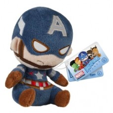 Captain America Mopeez Plush