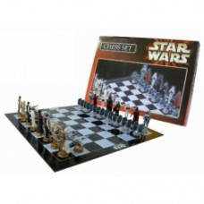 scacchiera star wars
