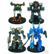 Champions Vol 1 Action Pack MechWarrior