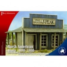 Perry Miniatures: magazzino Nord Americano 1800-1890