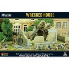 Warlord Games: casa distrutta