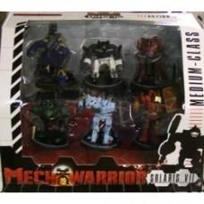 Solaris VII Medium Class Action Pack MechWarrior