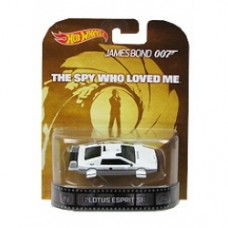 Hot Wheels Retro Entertainment James Bond - The spy who loved me