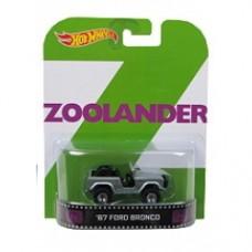 Hot Wheels Retro Entertainment Zoolander