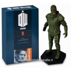 Dr Who Figurine Collection #9 Ice Warrior