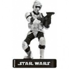 Scout Trooper #31 Alliance and Empire Star Wars Miniatures