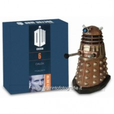Dr Who Figurine Collection #6 Dalek