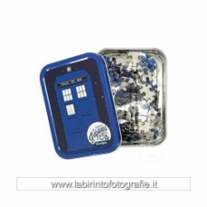 Dr Who - 150 Pieces Dr Who Tardis (Jigsaw Puzzle)