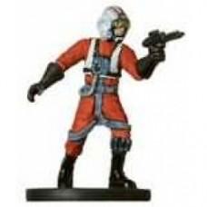 Rebel Pilot #17 Rebel Rebel Storm Star Wars Miniatures
