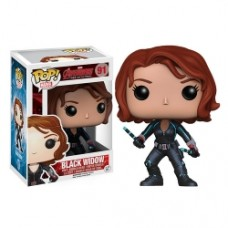 Avengers Age Ultron Black Widow Pop Viny Bobble Head Figure