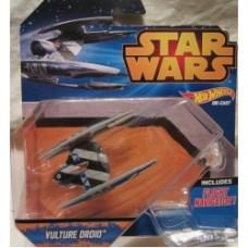 Star Wars Hot Wheels Vulture Droid