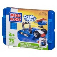 Mega Bloks Create 'n Play Build'n Go Pad (Boy)