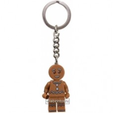 LEGO - Portachiavi Gingerbread Man