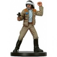 Rebel Captain #10 Bounty Hunters Star Wars Miniatures