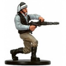Rebel Heavy Trooper #11 Bounty Hunters Star Wars Miniatures