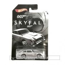 HOT WHEELS James Bond 007-Skyfall-ASTON MARTIN