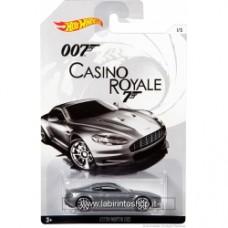 Hot Wheels James Bond 007 - Casino Royale - Aston Martin