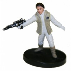 Princess Leia, Hoth Commander #08/17 Battle of Hoth
