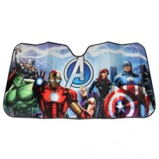 Avengers Marvel Accordion Sunshade