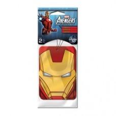 Iron Man Marvel Air Freshener 2-Pack