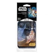 Star Wars Movie Posters Air Freshener 3-Pack