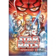 Star Rats Episodio II Pack poster e T-shirt