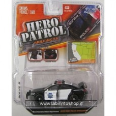 JADA - HERO PATROL - 2013 FORD POLICE INTERCEPTOR - San Francisco Police Dept