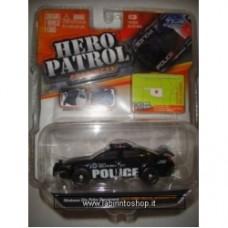 Jada 1:64 Hero Patrol Precincts Oklahoma City Police Department 2013 Ford Police Interceptor