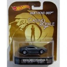 Hot Wheels Retro James Bond 007 Casino Royale Aston Martin DBS