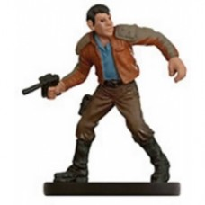 Human Scoundrel #47 Legacy of the Force Star Wars Miniatures