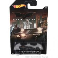 Hot Wheels - Batman - The Dark Knight Batmobile
