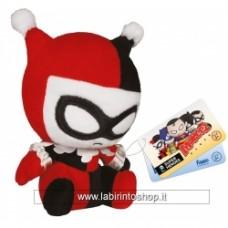 DC Comics Mopeez Plush Harley Quinn