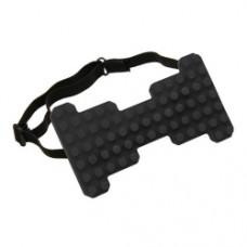 Bricky Blocks Black Bow Tie