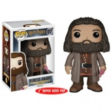 Harry Potter - Robeus Hagrid Oversized POP Movies Funko