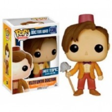 Doctor Who 11th Doctor with Fez and Mop Exclusive Pop! Vinyl Figure
