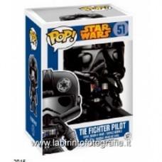 Star Wars Tie Fighter Pilot Pop! Vinyl Figure Bobble Head