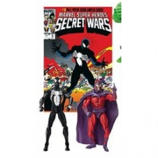 Marvel Universe Comic Pack Spiderman magneto