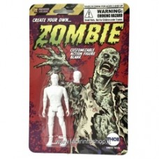 Create Your Own ZOMBIE action figure