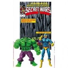 Marvel Universe Comic Pack cyclops hulk