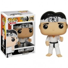 POP! MOVIES THE KARATE KID DANIEL LARUSSO