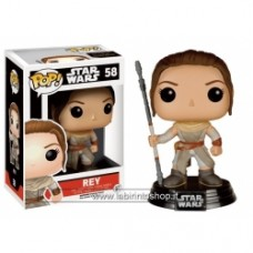 Pop! Star Wars: The Force Awakens - Rey