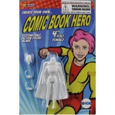 Create Your Own Comic Book Hero Standard Female Kit PX Exclusive