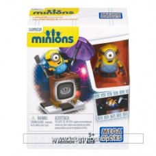 Mega Bloks Minions Movie Silly TV