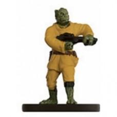 Trandoshan Mercenary #52 Legacy of the Force Star Wars