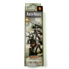 Axis & Allies Miniatures Base Set 2 Booster Pack