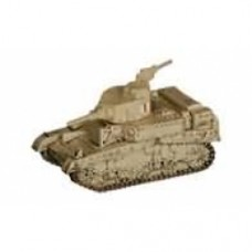 M3 Stuart #15 North Africa Axis & Allies