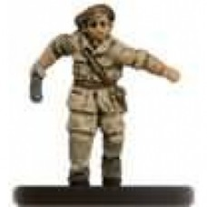 Australian Officer #01 North Africa Axis & Allies