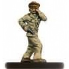 Greek Officer #04 North Africa Axis & Allies